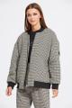 Куртка EOLA 1999.1 гусиная_лапка_сине-оливковый