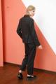 Женский костюм Lokka 823 черный_клетка