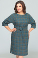 Платье Bonna Image 620 бирюза