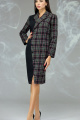 Платье Angelina & Сompany 599 зеленая_клетка