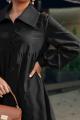 Платье Temper 441 черный