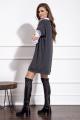 Платье Nova Line 50121 серый