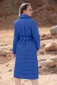 Пальто Golden Valley 7123 синий