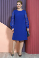Платье Alani Collection 1489 синий