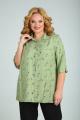 Блуза Mamma Moda М-20 зелень