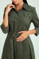 Платье Moda Versal П2343 зеленый