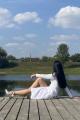 Платье Puella 3013 белый