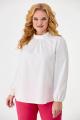 Блуза Anelli 1085 белый