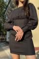 Платье Puella 3014 черный