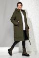 Пальто Beautiful&Free 4060 хаки