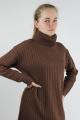Платье Полесье С4767-21 1С1059-Д43 170 коньяк