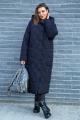 Пальто Lady Secret 5006 чернильный