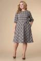 Платье Romanovich Style 1-2222 клетка
