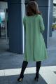 Платье,Шарф Anastasia 495+ шарфик мятно-зеленый