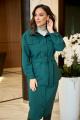 Юбка, Жакет Anastasiya Mak 911 зеленый