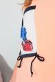 Брюки, Джемпер Anastasiya Mak 951 сине-персиковый