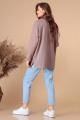 Жакет Линия Л А-1888 розово-коричневый