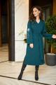 Платье Anastasiya Mak 904 зеленый