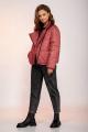 Куртка Dilana VIP 1753 коралл