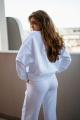Свитшот Rawwwr clothing 297-начес белый