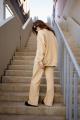 Свитшот Rawwwr clothing 297-начес бежевый