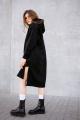 Платье Rawwwr clothing 303-начес черный