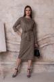 Платье ARTiMODA 321-02 серо-бежевый