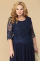 Платье Romanovich Style 1-1347 синий.1