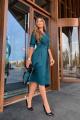 Платье Pavlova 118 малахит