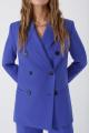 Жакет PiRS 3441 ярко-синий