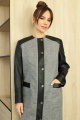 Кардиган Мода Юрс 2597-1 серый