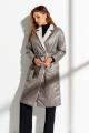 Пальто Prestige 4253/170 серо-жемчужный