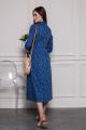 Платье ARTiMODA 321-06 синий