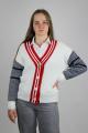 Жакет Полесье С2480-20 1С1150-Д43 158,164 супербелый