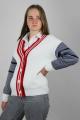 Жакет Полесье С2480-20 1С1150-Д43 170,176 супербелый