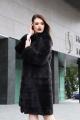 Пальто Мехофф Виола100.223-621 темно-коричневый