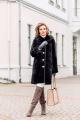 Пальто Мехофф Линия83.12-52 коричневый