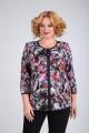 Блуза SOVITA M-108/1 розово-красный