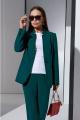 Брюки, Блуза, Жакет Lissana 4159 темно-бирюзовый_зеленый