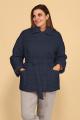 Куртка ALEZA 1042 синий