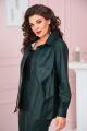 Рубашка Solomeya Lux 858 темно-зеленый