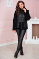Куртка Solomeya Lux 852 черный