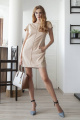 Платье ARTiMODA 321-05 бежевый