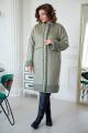 Пальто Rumoda 2045 зеленый