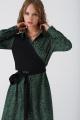 Платье PiRS 3406 зеленый