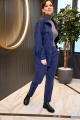 Женский костюм Anastasiya Mak 944 синий