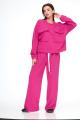 Спортивный костюм Anelli 1143 малина
