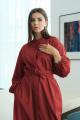Платье LadisLine 1266 красный