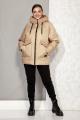 Куртка Beautiful&Free 4066 бежевый