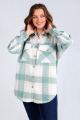Рубашка Таир-Гранд 62407 зеленый